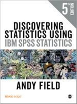 Discovering Statistics Using IBM SPSS | Cover