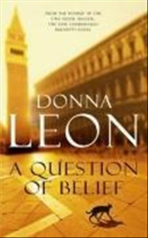 A Question of Belief: (Brunetti 19) | Cover