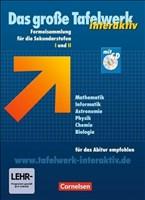 Das große Tafelwerk interaktiv - Westliche Bundesländer: Das große Tafelwerk interaktiv, inkl. CD-ROM: Formelsammlung Mathematik, Informatik, ... Chemie, Biologie - für das Abitur empfohlen.