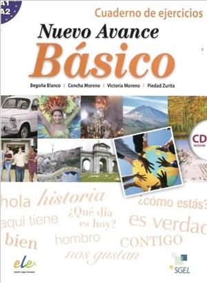 Nuevo Avance Básico: Curso de Español / Arbeitsbuch mit Audio-CD | Cover