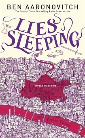 Lies Sleeping: The Seventh Rivers of London novel (A Rivers of London novel, Band 7) | Cover