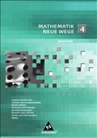 Mathematik Neue Wege SI: Arbeitsheft 4