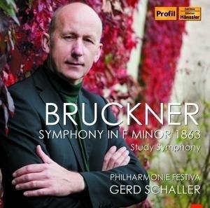 Bruckner: Symphony in F minor 1863 | Cover