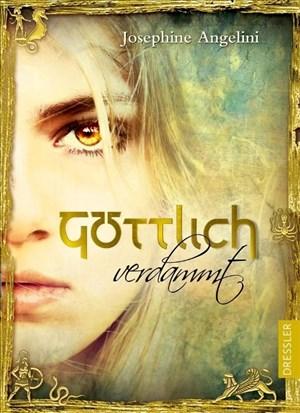 Göttlich 1. Göttlich verdammt   Cover
