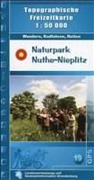 Naturpark Nuthe-Nieplitz: Topographische Freizeitkarte 1:50000 (Topographische Freizeitkarten 1:50000, Land Brandenburg/Für Wanderungen, Rad- und Bootsfahrten)