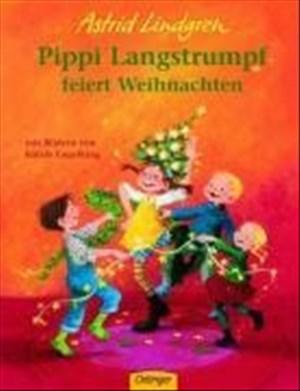 Pippi Langstrumpf feiert Weihnachten | Cover