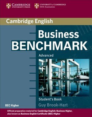 Business Benchmark: Internationale Ausgabe. Student's Book BEC Higher Edition | Cover