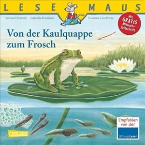 LESEMAUS 120: Von der Kaulquappe zum Frosch (120) | Cover