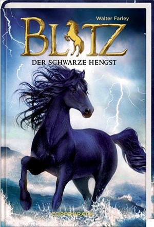 Blitz (Bd. 1): Der schwarze Hengst | Cover