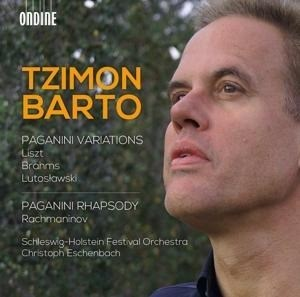 Paganini-Variationen/Paganini-Rhapsodie | Cover