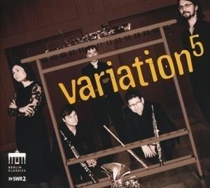 Variation 5 | Cover