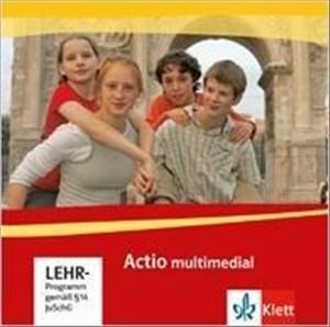 Actio 1/2: Schüler-CD-ROM zu Actio 1 und 2 1./2. Lernjahr (Actio. Lateinisches Unterrichtswerk ab 2005) | Cover
