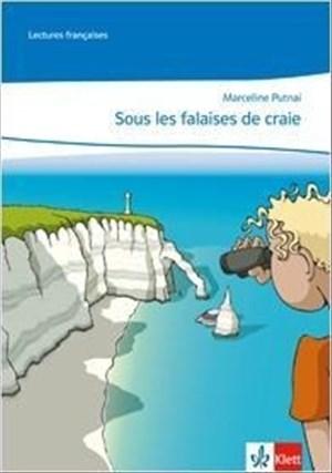 Sous les falaises de craie: Lektüre mit CD Klasse 8/9: A2 (Lectures françaises) | Cover