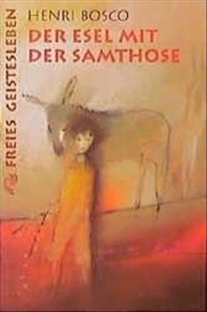 Der Esel mit der Samthose | Cover