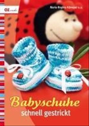 Babyschuhe schnell gestrickt   Cover