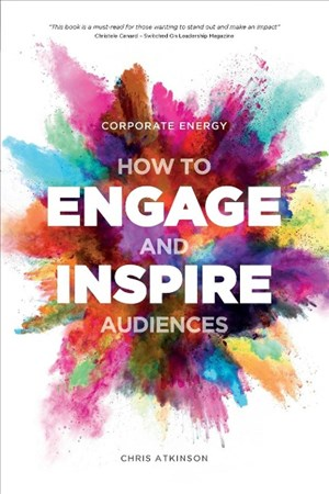 Corporate Energy: How to Engage and Inspire Audiences | Cover