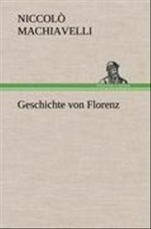 Geschichte von Florenz | Cover