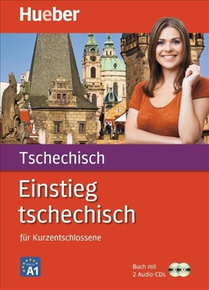 Einstieg tschechisch: für Kurzentschlossene / Paket: Buch + 2 Audio-CDs | Cover