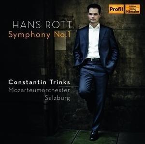 Rott: Symphony No. 1 | Cover