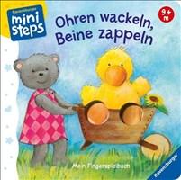 ministeps® Bücher: Ohren wackeln, Beine zappeln: Ab 9 Monaten