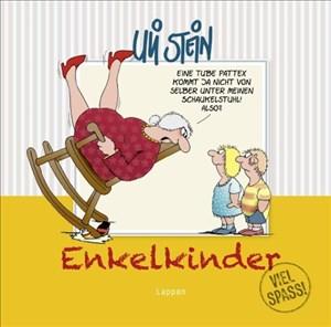 Enkelkinder - Viel Spaß!: Ein Buch für Großeltern | Cover