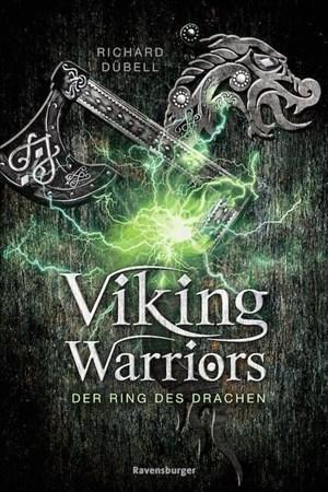 Viking Warriors, Band 2: Der Ring des Drachen | Cover