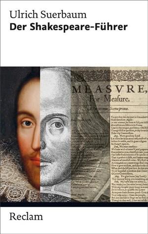 Der Shakespeare-Führer (Reclam Taschenbuch)   Cover