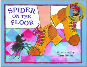 Spider on the Floor (Raffi Songs to Read) | Cover
