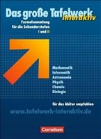 Das große Tafelwerk interaktiv - Westliche Bundesländer: Das große Tafelwerk interaktiv Formelsammlung für die Sekundarstufen I und II