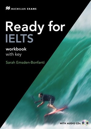 Ready for IELTS: Workbook with 2 Class Audio-CDs and Key | Cover