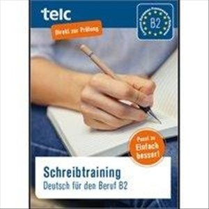 Schreibtraining: Deutsch für den Beruf B2 | Cover
