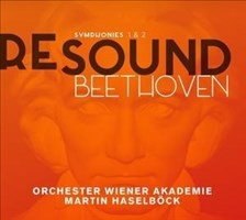 Beethoven: Re-Sound - Symphonies 1& 2