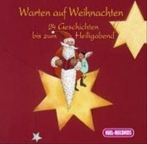 Warten auf Weihnachten: 24 Geschichten bis zum Heiligabend   Cover