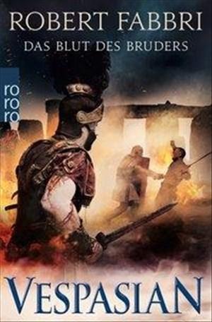 Vespasian: Das Blut des Bruders (Die Vespasian-Reihe, Band 5) | Cover