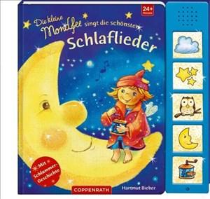 Die kleine Mondfee singt die schönsten Schlaflieder: (Soundbuch)   Cover