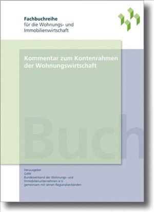 Kommentar zum Kontenrahmen der Wohnungswirtschaft (Hammonia bei Haufe)   Cover