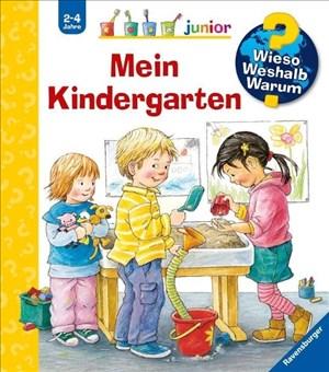 Mein Kindergarten (Wieso? Weshalb? Warum? junior, Band 24) | Cover