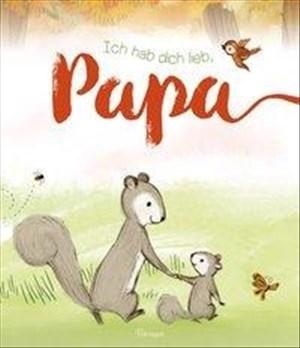 Ich hab Dich lieb, Papa   Cover