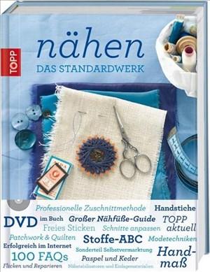 Nähen: Das Standardwerk (inkl. DVD)   Cover