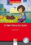A New Home for Socks, Class Set: Helbling Readers Red Series / Level 1 (A1) (Helbling Readers Fiction)