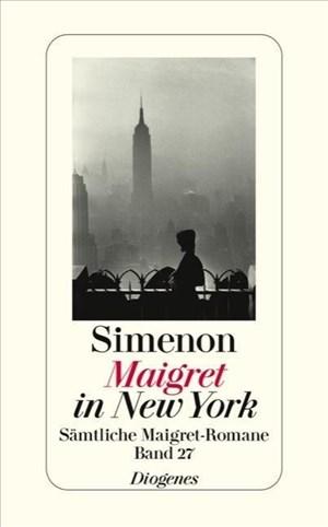Maigret in New York: Sämtliche Maigret-Romane (detebe) | Cover