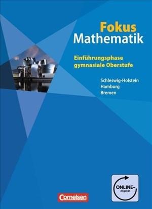 Fokus Mathematik - Gymnasiale Oberstufe - Ausgabe N: Einführungsphase - Schülerbuch mit Online-Angebot | Cover