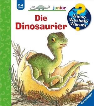 Die Dinosaurier (Wieso? Weshalb? Warum? junior, Band 25) | Cover