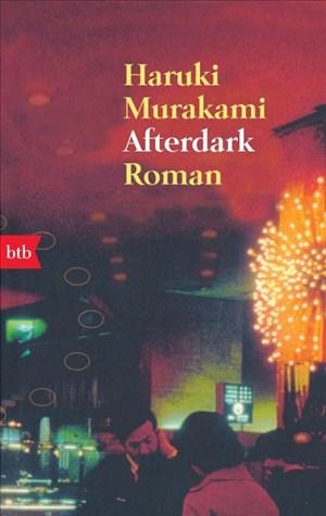 Afterdark: Roman | Cover