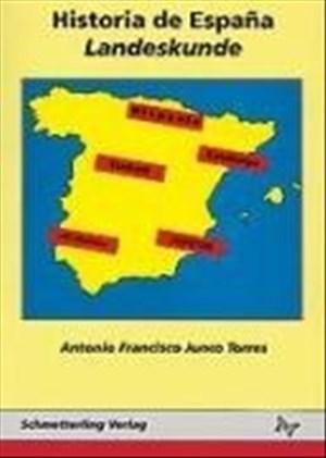 Historia de España - Landeskunde   Cover