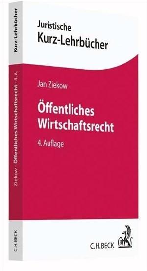 Öffentliches Wirtschaftsrecht | Cover