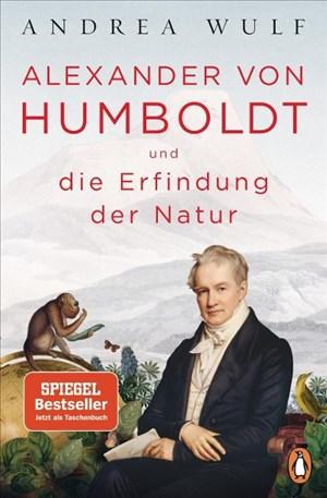 Alexander von Humboldt und die Erfindung der Natur | Cover