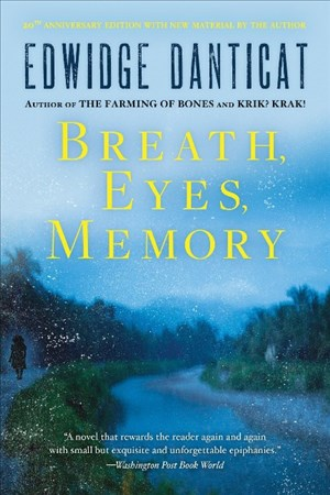 Breath, Eyes, Memory | Cover