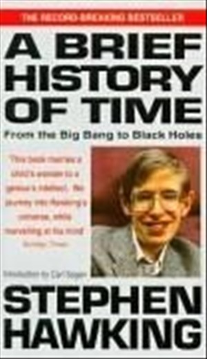 A Brief History of Time: From the Big Bang to Black Holes | Cover