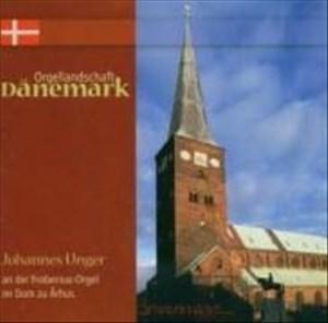 Orgellandschaft Dänemark Vol.1 (Frobenius-Orgel im Dom zu Arhus)   Cover